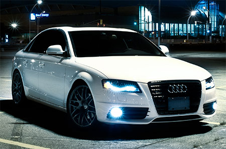 led-autoverlichting